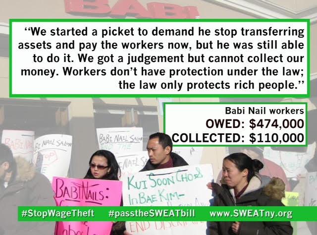 wage theft bill